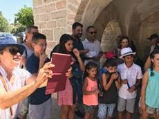 בת מצווה- משפחת ניסן 24.6.2017 - 5