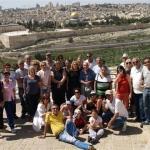 חגיגות משפחתיות בירושלים