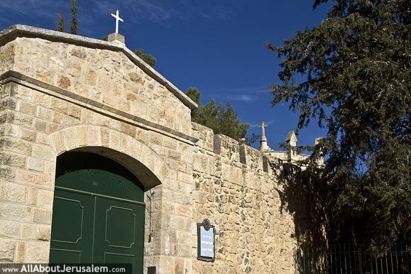 מנזר האחיות ציון2