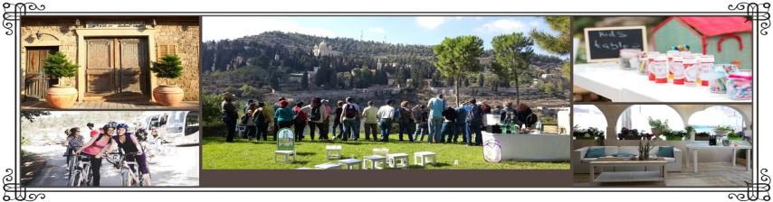 סיורים וטיולים בירושלים