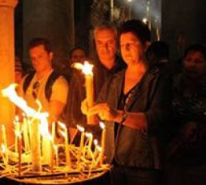 לראות את האור במהלך סיורים בירושלים של עיריית ירושלים עם אגדת עין כרם