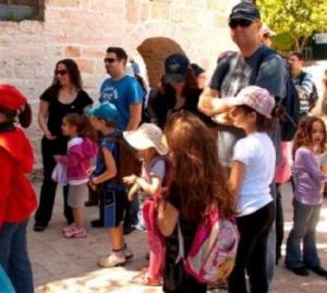 סיורים בירושלים למשפחות בשבת, סיור קולינרי בשוק מחנה יהודה