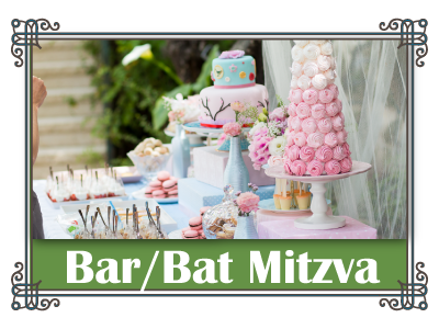 BAR/BAT MITZVA