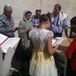 18.5.2014 מרינה ששקין (24) בת מצווה נשים שהעזו